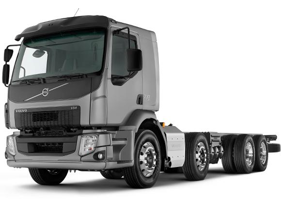 Camión Volvo VM - Semipesado