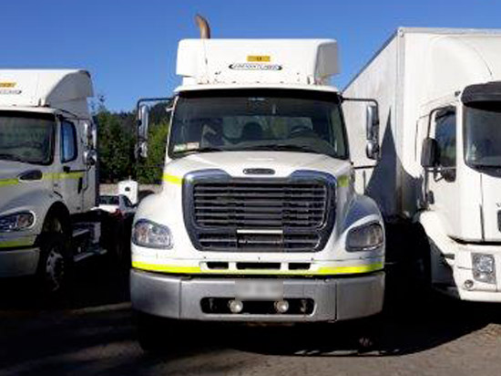 Freightliner M2 112 6×4 Tracto