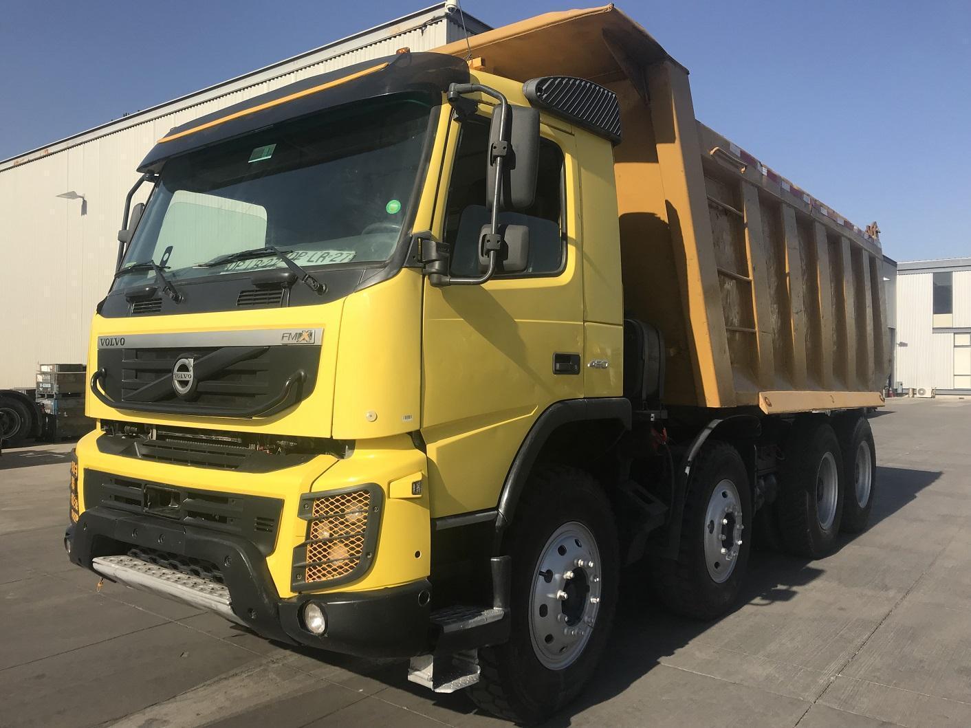 Volvo FMX 480 Tolva 20 Mts DP.LR.27