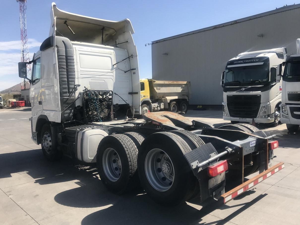 Volvo Fh 6×2 BZYV46