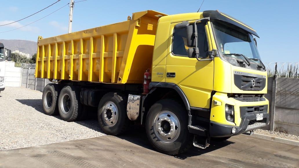 Volvo FMX 8×4