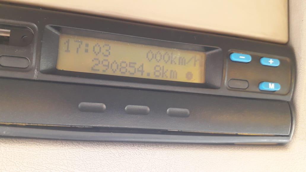 Volvo FM 8×4