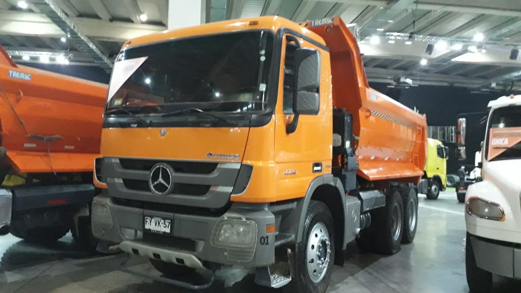 Mercedes Tolva FYVK57