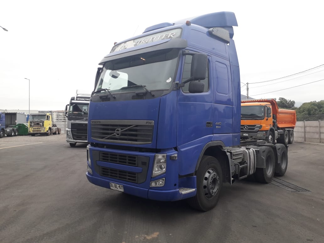 Volvo FH 440 DLBL67