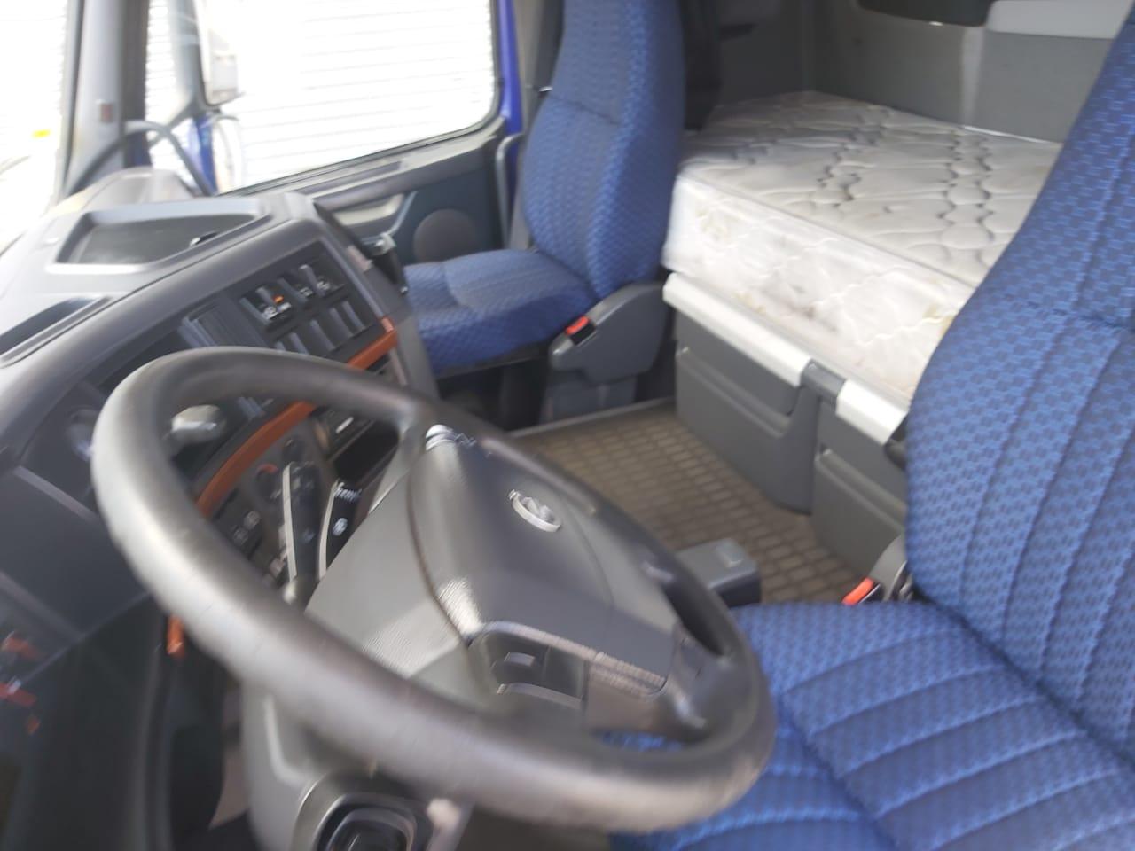 Volvo Globetrotter DRHF83