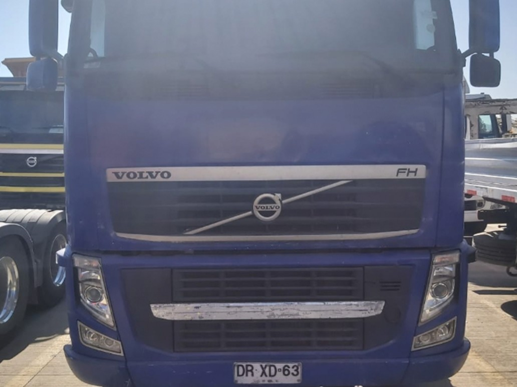 VOLVO FH DRXD63