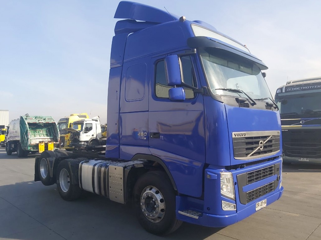 Volvo FH GT PPU DRXD59