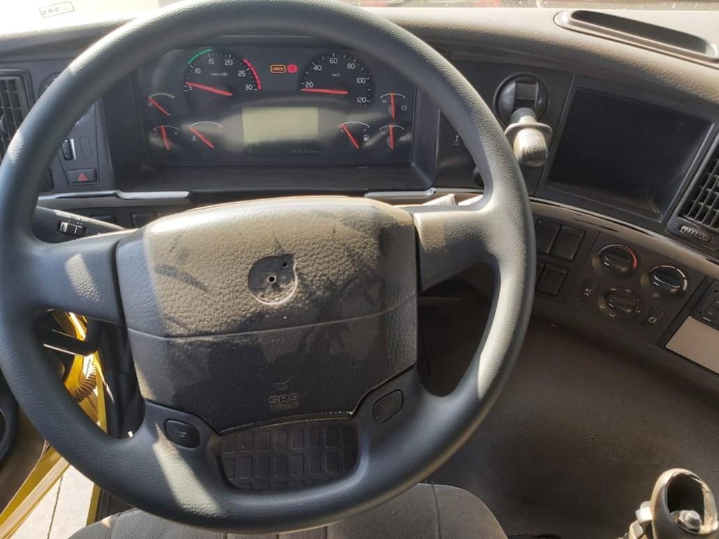 Volvo FMX 500′ Tolva PPU DPLR33